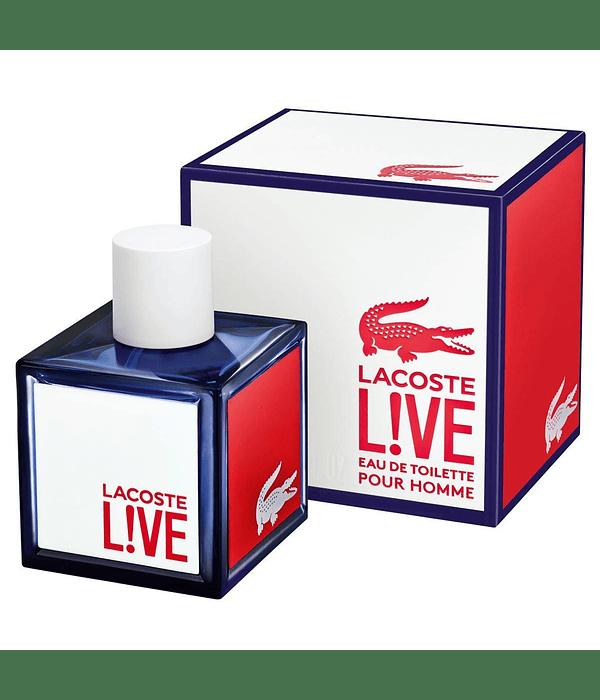 Lacoste Live 100 ML EDT