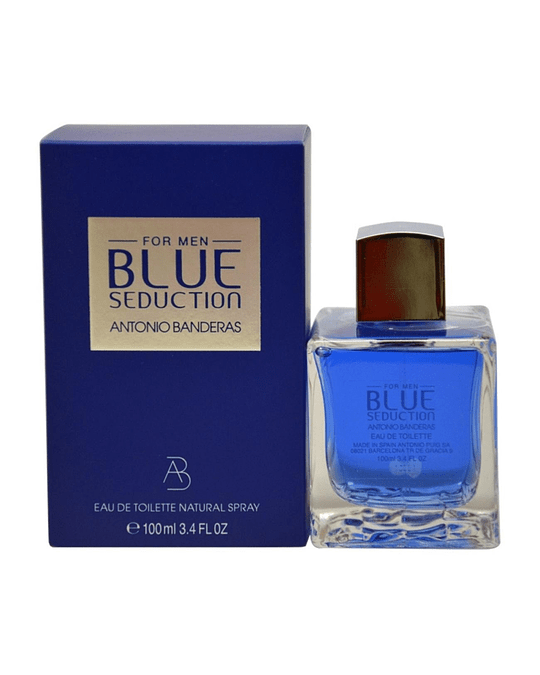 Blue Seduction Men 100 ML EDT