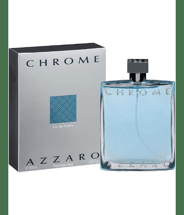 Azzaro Chrome 200 ML EDT