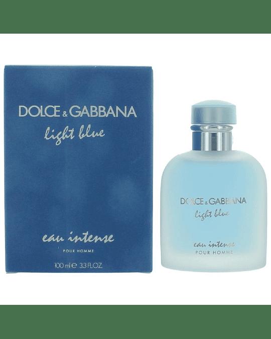 Light Blue Men Intense 100 ML EDP