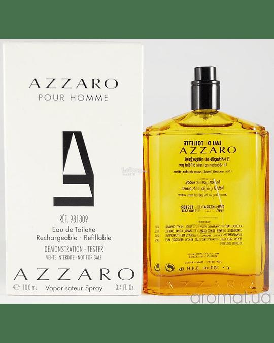 Azzaro Pour Homme Tester 100 ML EDT