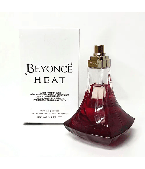 Beyonce Heat Tester 100 ML EDT