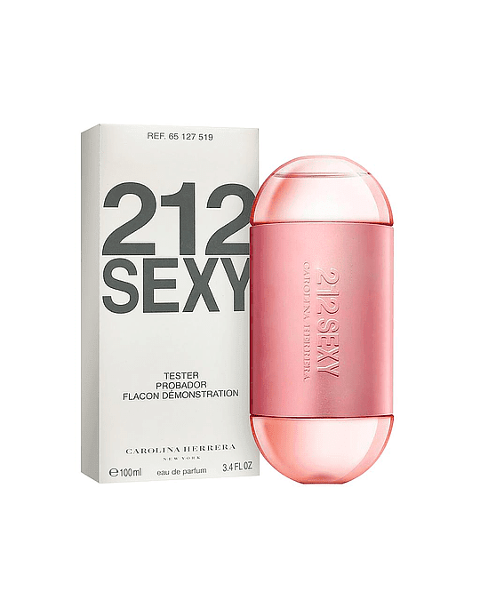 212 Sexy Woman Tester 100 ML EDP