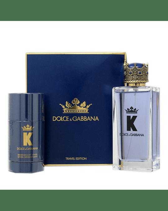 Set K By Dolce Gabbana 100 ML EDT