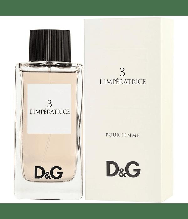 Dolce Gabbana L Imperatrice 100 ML EDT
