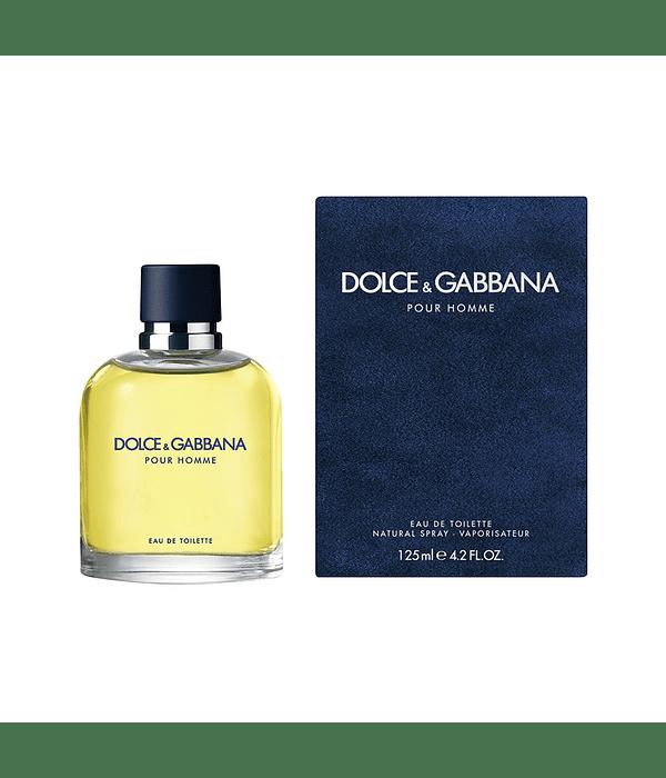 Dolce Gabbana Pour Homme 125 ML EDT