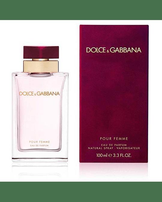 Dolce Gabbana Pour Femme 100 ML EDP