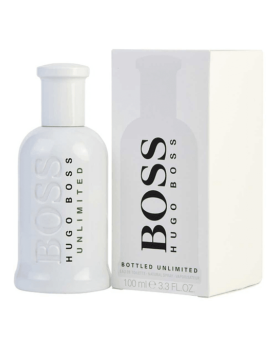 Hugo Boss Unlimited 100 ML EDT