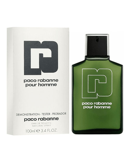 Paco Rabanne Pour Homme Tester 100 ML EDT