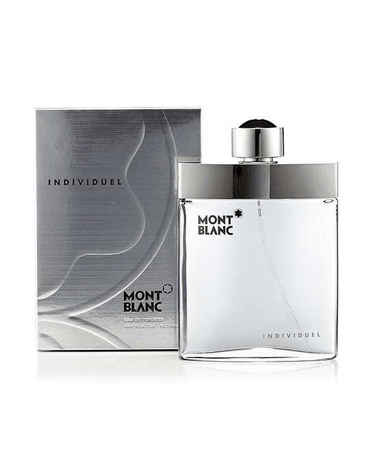 Mont Blanc Individuell Homme 75 ML EDT