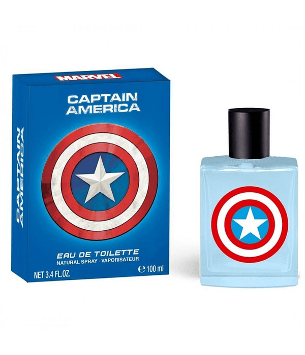 Capitan America 100 ML EDT