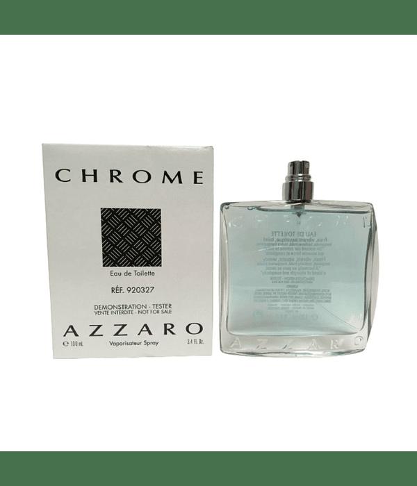 Azzaro Chrome Tester 100 ML EDT