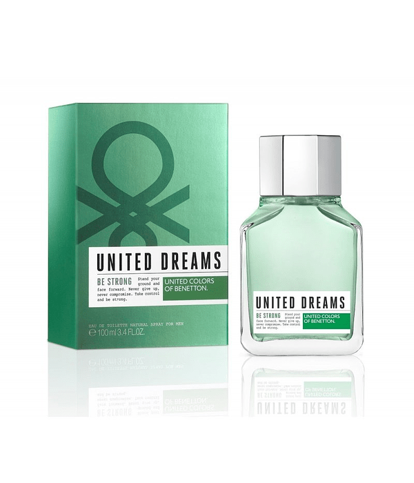 United Dreams Be Strong Men 100 ML EDT
