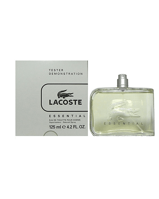 Lacoste Essential Tester 125 ML EDT