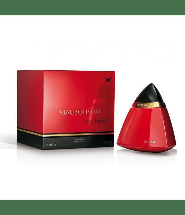 Mauboussin In Red Woman 100 ML EDP