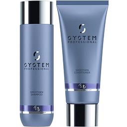 System Professional Conj. Shampoo e Condicionador Smoothen