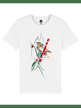Camiseta de Pájaro