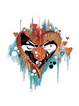 Saint Valentine's Print