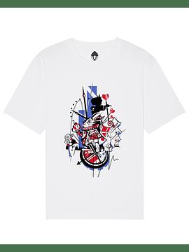 T-Shirt Coelho Branco