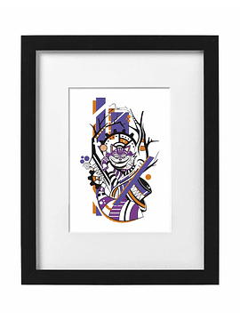 Print Cheshire Cat