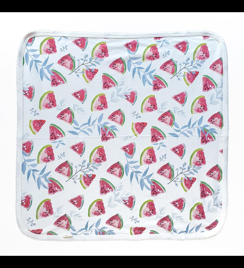 LITTLE BEE BOX Tuto + Babero Watermelon