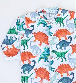Pijama Baby Dinosaurs