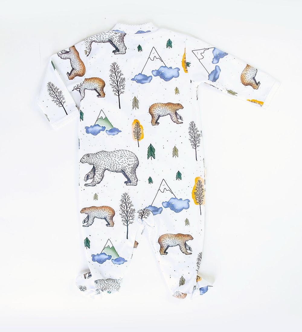 Pijama Baby Mountains