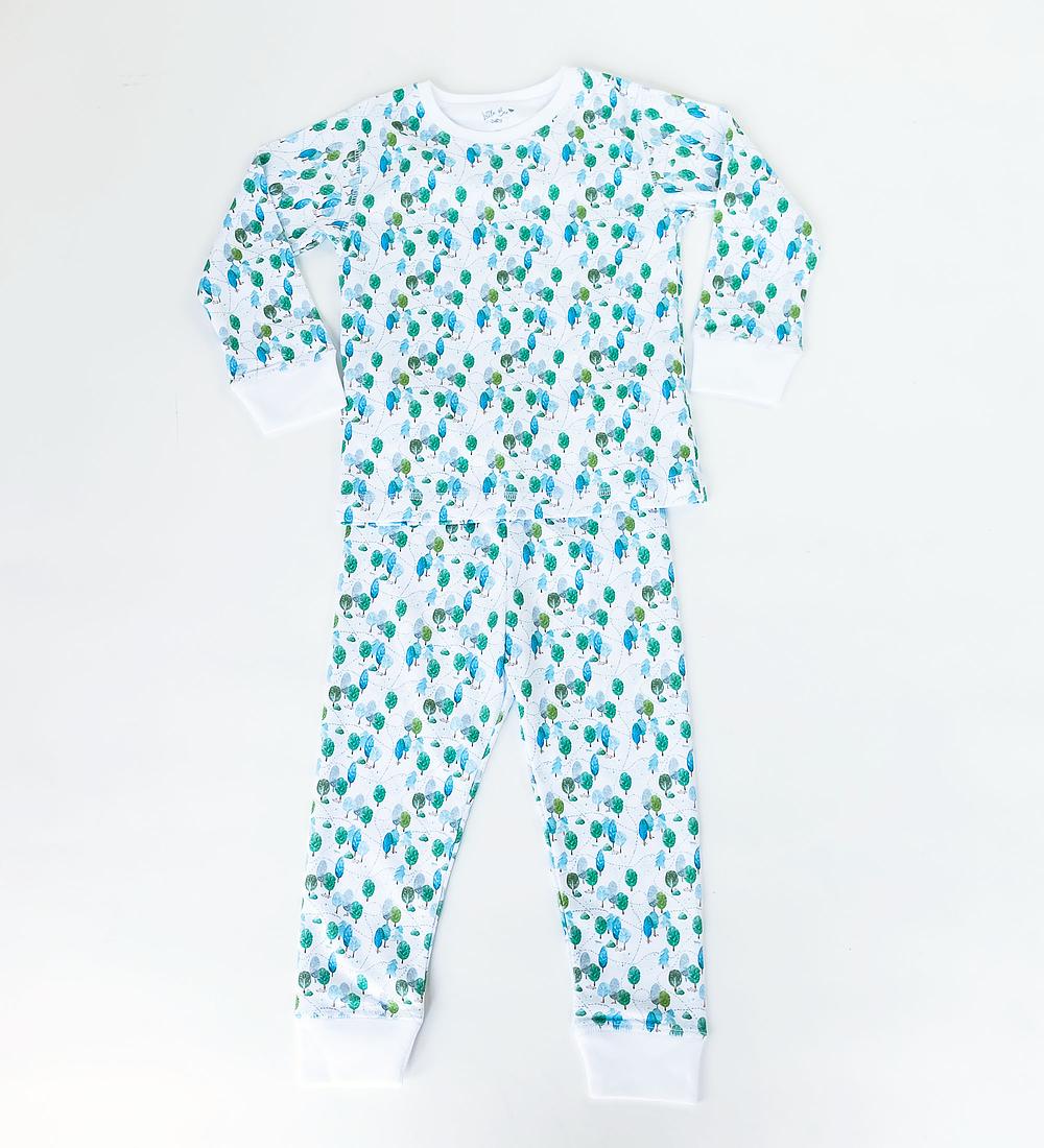 Pijama 2 piezas Largo Trees