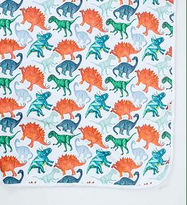 Tuto Algodón Dinosaurs