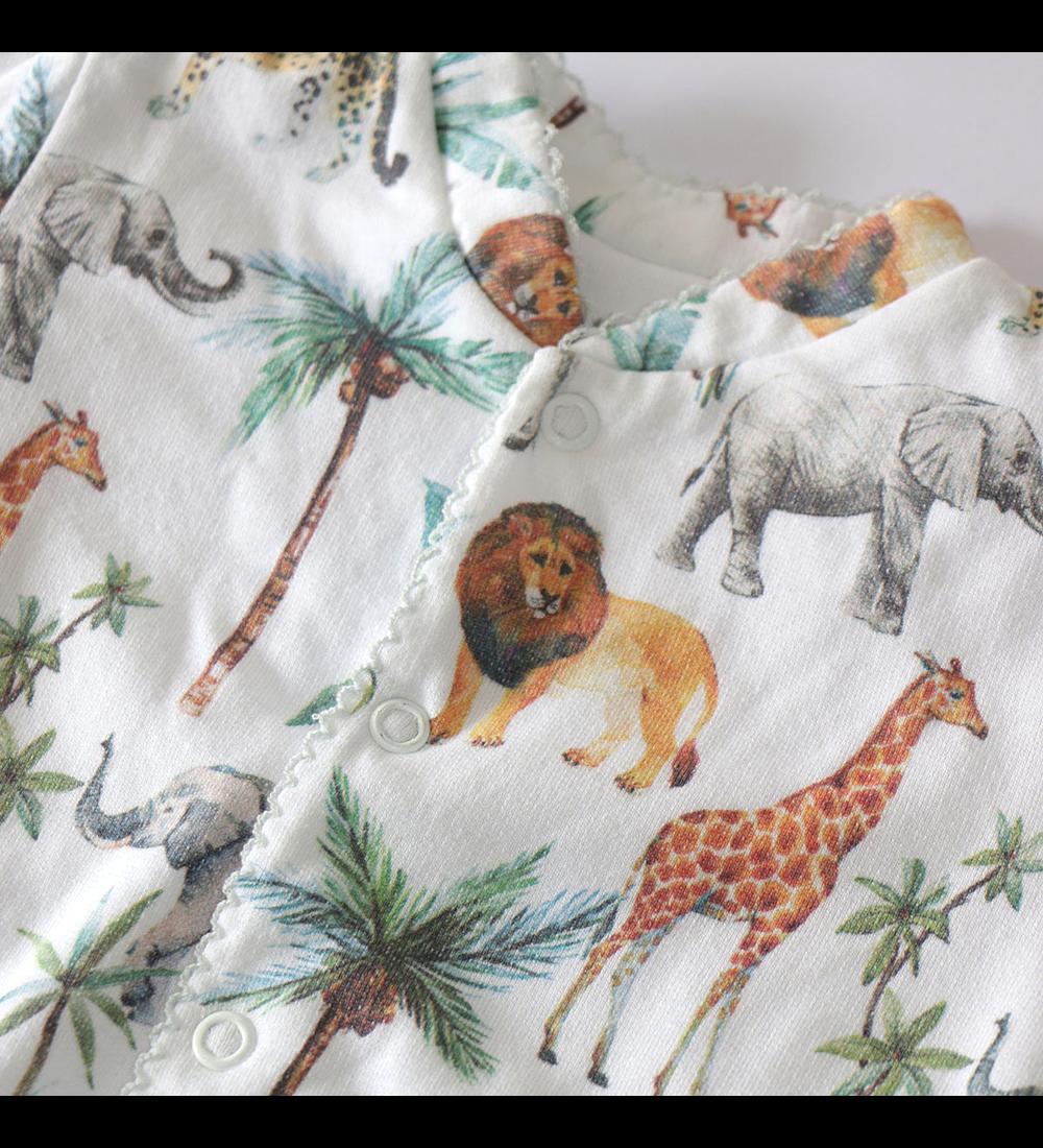 Pijama Baby Invierno Safari