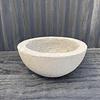 Macetero de hormigón 28 cm de diámetro
