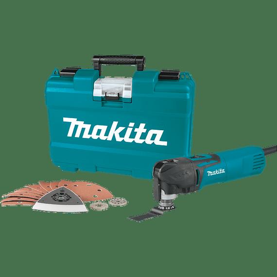 Multiherramienta Makita TM3010CX5- Image 2