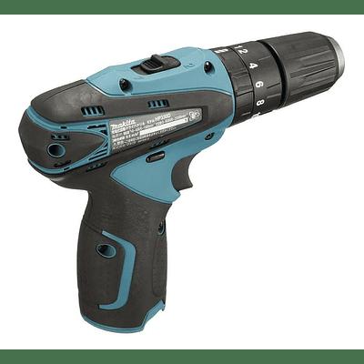 Taladro Percutor Inalámbrico Makita HP330DZ (s/cargador ni bateria)