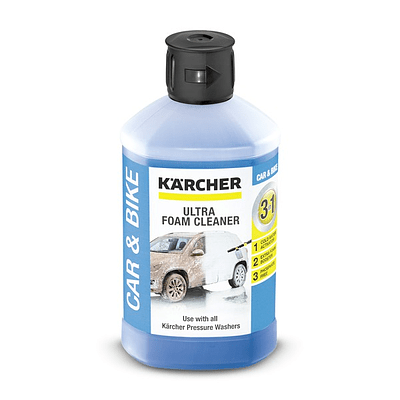 Ultra Foam Cleaner