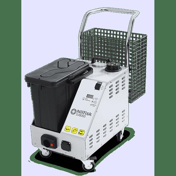 Limpiadora a Vapor Profesional Nilfisk SV8000- Image 1