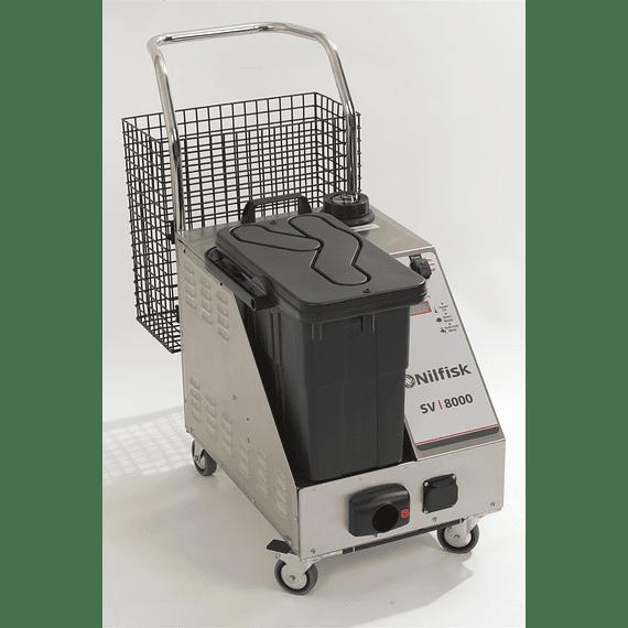 Limpiadora a Vapor Profesional Nilfisk SV8000- Image 2