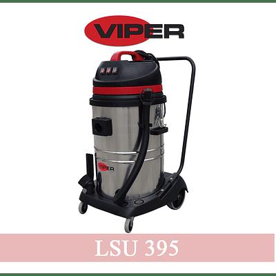 Aspiradora Polvo y Agua Viper LSU 395 (3 motores)