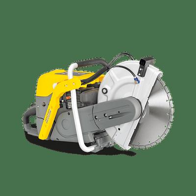 Cortadora De Pavimento Wacker Neuson Modelo BTS635