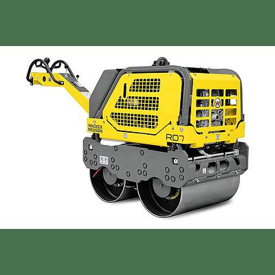 Rodillo Vibratorio RD 7hes Diesel (Partida Electrica) Wacker Neuson