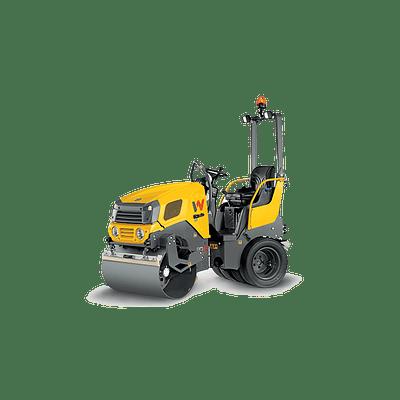 Rodillo Doble Tambor Diesel Wacker Neuson RD 18-100