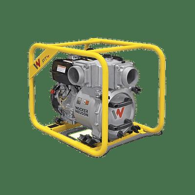Motobombas para Aguas Sucias (Gasolina) PT 4A 13 hp Wacker Neuson