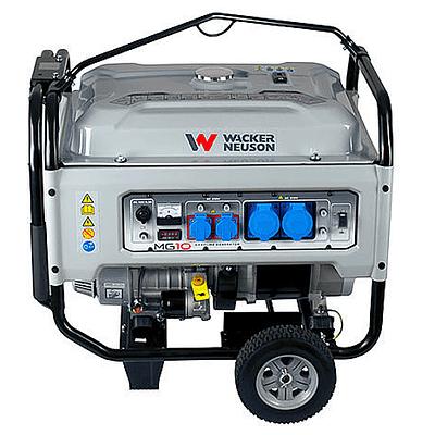 Generador Wacker Neuson Mod. MG10 (10 KVA)