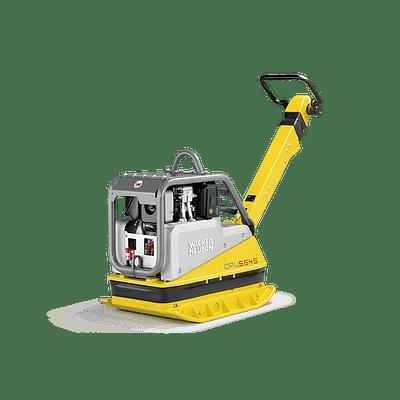 Placa Compactadora Wacker Neuson DPU 5545 Hech (Diesel, p/Eléctrica)