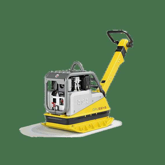Placa Compactadora Wacker Neuson DPU 5545 Hech (Diesel, p/Eléctrica)- Image 1