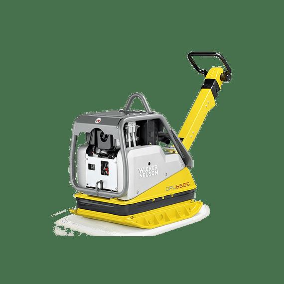 Placa Compactadora Wacker Neuson DPU 6555 Hech (Diesel, p/Eléctrica) - Image 1
