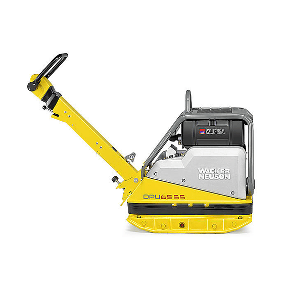 Placa Compactadora Wacker Neuson DPU 6555 Hech (Diesel, p/Eléctrica) - Image 2