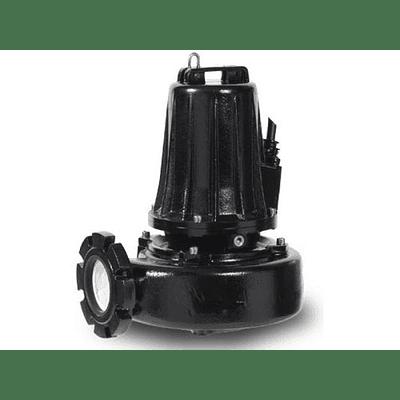 Bomba Aguas Servidas PGIC AT 100/4/173 C.255 | 5.5HP | 380V