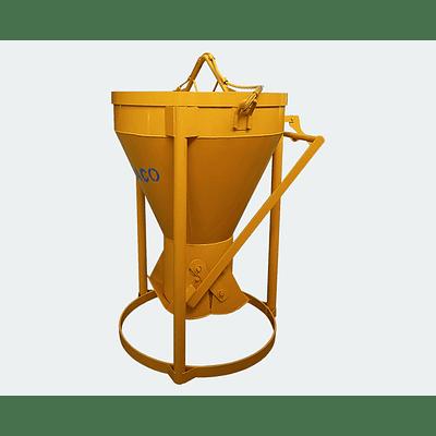 Capacho Salida Vertical Lemaco CV500