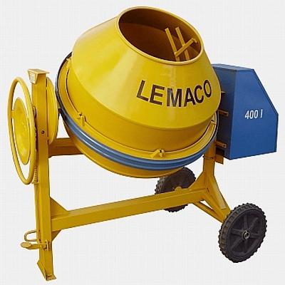 Trompo Lemaco 400 litros TV400 Eléctrico
