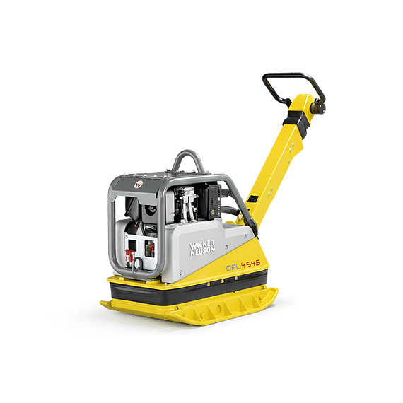 Placa Compactadora Wacker Neuson DPU 4545HE (Diesel, p/Eléctrica)- Image 1